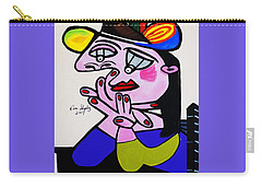 Picasso  Bug Eye Carry-all Pouch