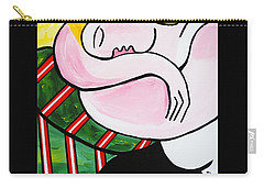 New Picasso By Nora Out Cold Carry-all Pouch