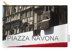 new work Piazza Navona Carry-all Pouch