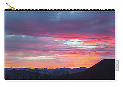 New Year Dawn - 2016 December 31 Carry-all Pouch