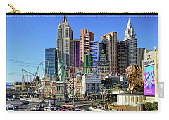 New York , New York Carry-all Pouch