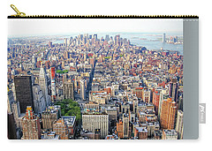 New York Aerial View Carry-all Pouch