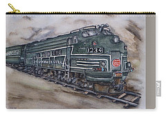 New York Central Train Carry-all Pouch