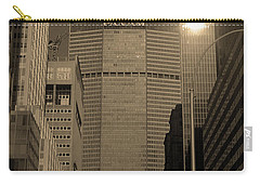 New York City 1982 Sepia Series - #7 Carry-all Pouch