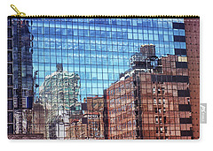 New York City Skyscraper Art 4 Carry-all Pouch