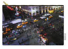 New York City Street Miniature Carry-all Pouch
