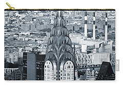 New York City - Usa - Chrysler Building Carry-all Pouch