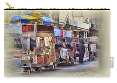 New York City Vendor Carry-all Pouch