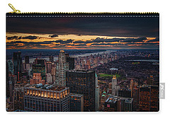 New York Gold Carry-all Pouch