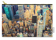 New York, New York Carry-all Pouch