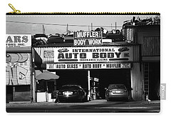 Carry-all Pouch featuring the photograph New York Street Photography 69 by Frank Romeo