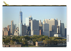 New York View From Brooklyn Harbor Carry-all Pouch