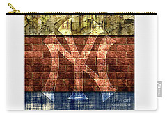 New York Yankees Brick 2 Carry-all Pouch