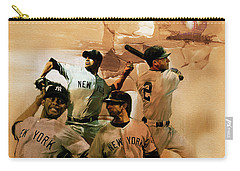 New York Yankees  Carry-all Pouch by Gull G