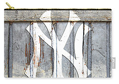 New York Yankees Rustic 2 Carry-all Pouch