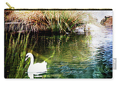 New Zealand Swan Carry-all Pouch