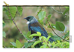 New Zealand Tui Carry-all Pouch