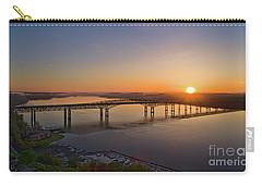 Newburgh-beacon Bridge May Sunrise Carry-all Pouch