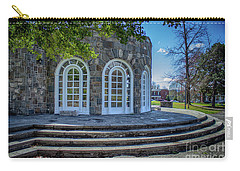Newburgh Downing Park Shelter House Side View Carry-all Pouch