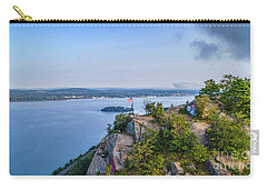Newburgh From Breakneck Ridge Carry-all Pouch