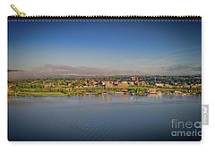 Newburgh, Ny From The Hudson River Carry-all Pouch