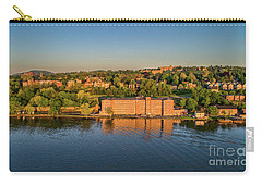 Newburgh Waterfront At Sunrise 2 Carry-all Pouch