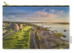 Newburgh Waterfront Looking North Carry-all Pouch