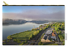 Newburgh Waterfront Looking South 2 Carry-all Pouch