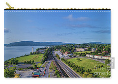 Newburgh Waterfront Looking South 4 Carry-all Pouch