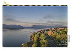 Newburgh Waterfront Looking South Carry-all Pouch