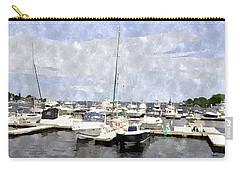 Newburyport Harbor Nhwc Carry-all Pouch by Jim Brage