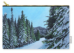 Newfoundland In Labrador II Carry-all Pouch