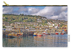 Newlyn Harbour Cornwall 2 Carry-all Pouch