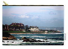 Newport Rhoad Island  Carry-all Pouch by Don Wright
