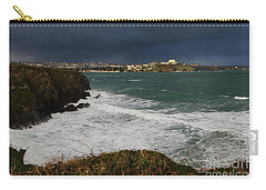 Newquay Squalls On Horizon Carry-all Pouch