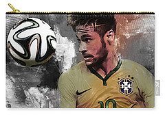 Neymar 051a Carry-all Pouch by Gull G