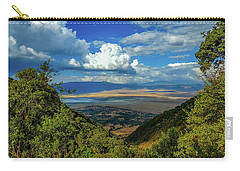 Ngorongoro Crater Carry-all Pouch