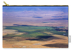 Ngorongoro Crater Tanzania Carry-all Pouch
