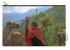 Ngorongoro Herder Carry-all Pouch