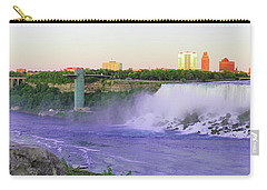 Niagara Falls At Dusk Carry-all Pouch