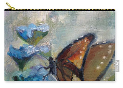Nibbling Nectar Carry-all Pouch