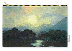 Nicaragua Jungle Moon Carry-all Pouch