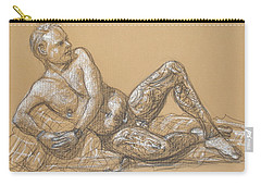 Nick Reclining Carry-all Pouch by Donelli  DiMaria