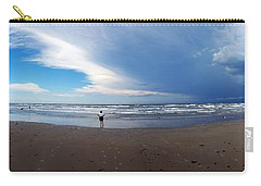 Nicki At Port Aransas Carry-all Pouch