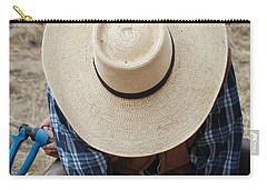Nick's Hat Style Carry-all Pouch