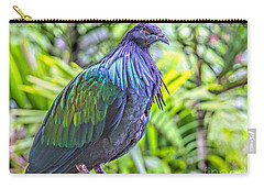 Nicobar Among Palms Carry-all Pouch