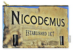 Nicodemus, 1877 Carry-all Pouch