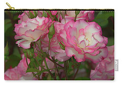 Nicole Roses Carry-all Pouch