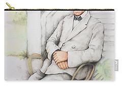 Nicolo Minca. 1908 Carry-all Pouch