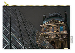Night At The Louvre Carry-all Pouch